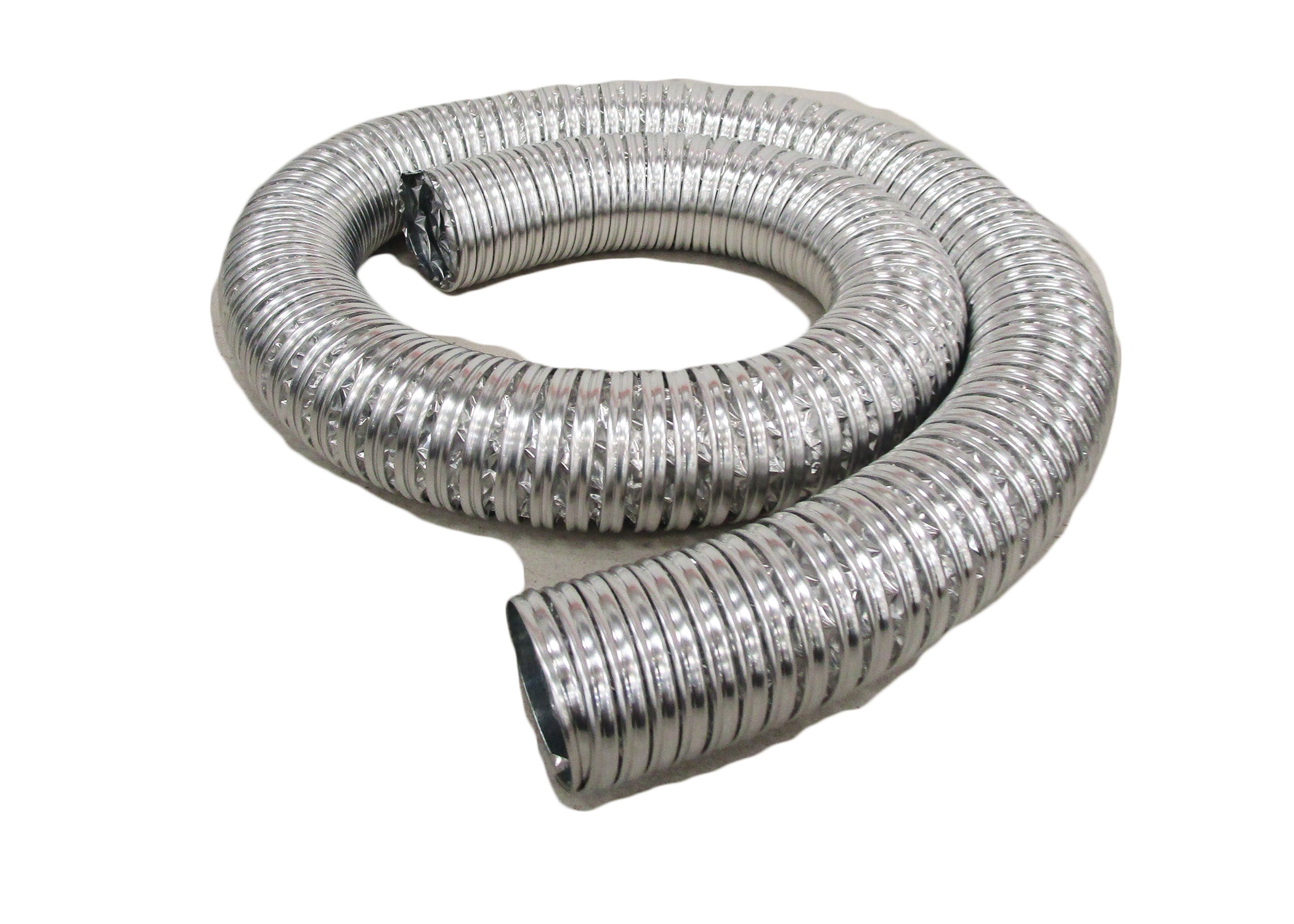JET — Heat Resistant Dust Collection Hose, 2 in dia x 8 ft length, max 130 degrees